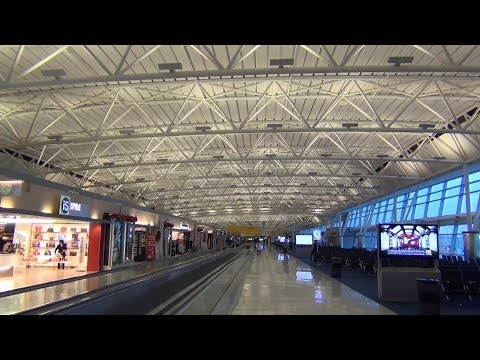 A Video Tour of John F. Kennedy International Airport видеоролик f,jhn dbltj